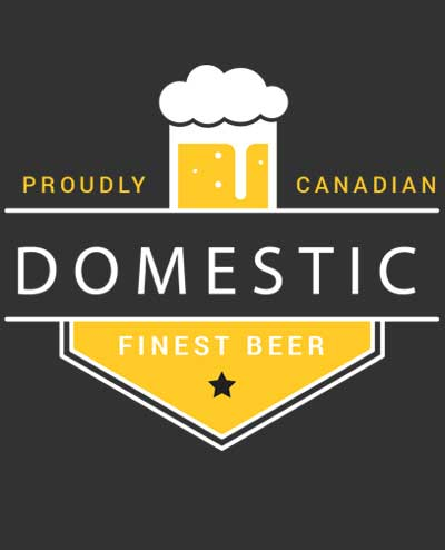 Domestic Beers