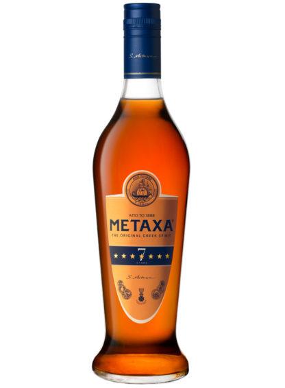 Metaxa Gold Label Seven Star