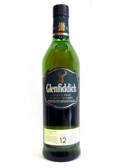 Glenfiddich 12 Yr. Old