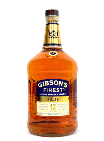 Gibson's Finest Rare 12 Year Old