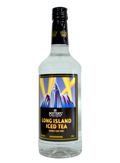 Long Island Iced Tea(Potter's)