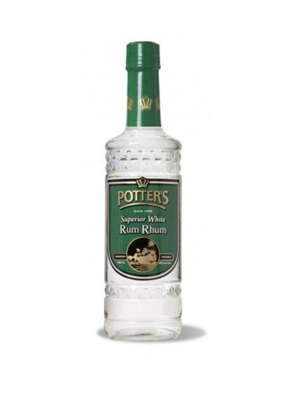 Potter's Superior White Rum