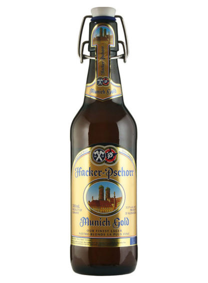 Hacker-Pschorr Munich Gold Lager