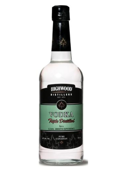 Highwood Premium Vodka