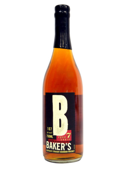 Baker's 7 Yr Old Small Batch Bourbon