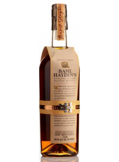 Basil Hayden's 8 Yr Old Small Batch Bour