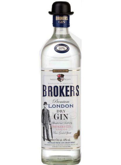 Broker's - Premium London Dry Gin