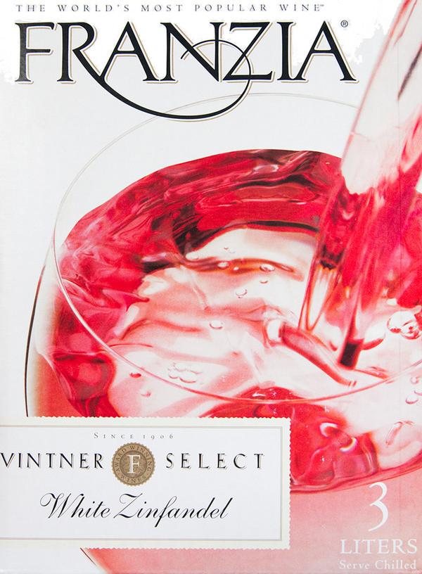 Franzia Vintners Select White