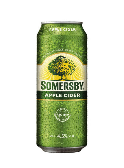 Somersby Apple Cider 4 x 6 x 500 ml Cans