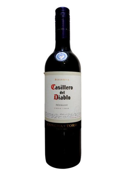 Concha Casillero Del Diablo Merlot