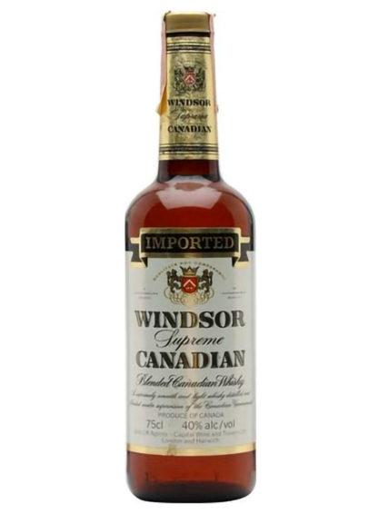 Windsor Canadian Rye Whisky Pet