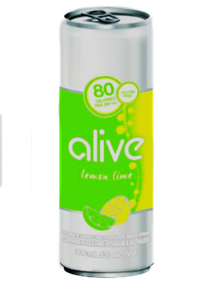 Alive Lemon Lime