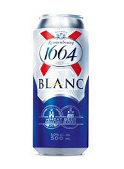 Kronenbourg 1664 Lager 500 ml (Cans)