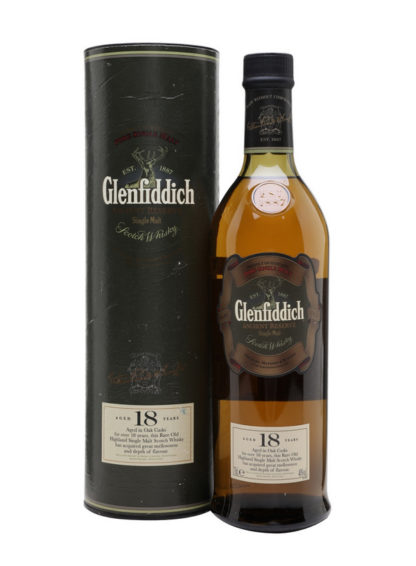 Glenfiddich 18 Yo Ancient Reserve