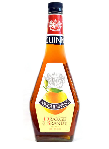 Mcguinness Orange & Brandy