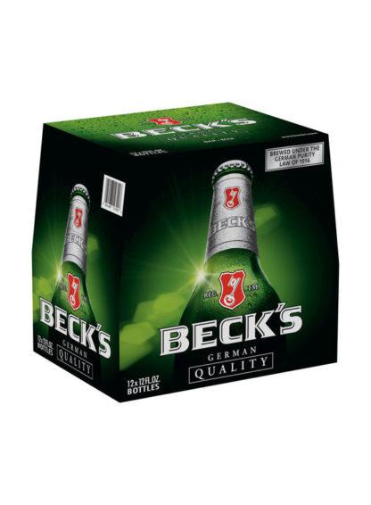 Beck's - 12 X 330 ml