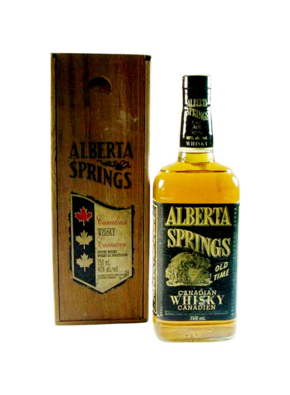 Alberta Springs Whiskey