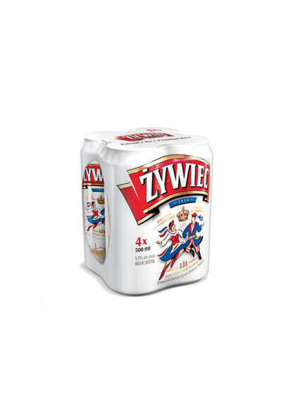 Zywiec Beer (Can)