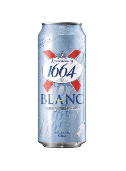 Kronenbourg 1664 Blanc 500 ml Cans