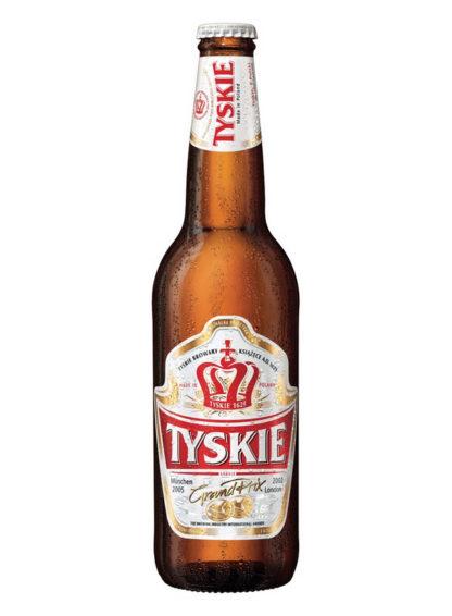 Tyskie Premium Beer