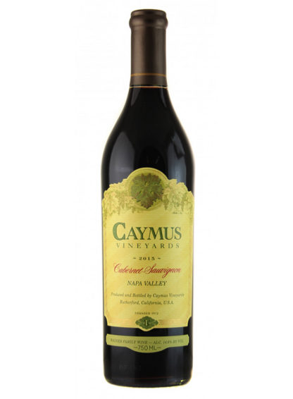 Caymus Cabernet Sauvignon 'Napa'