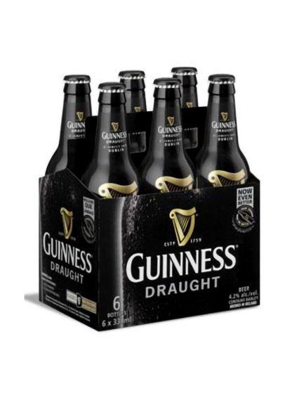 Guinness Draught (Bottles) 6-Pack