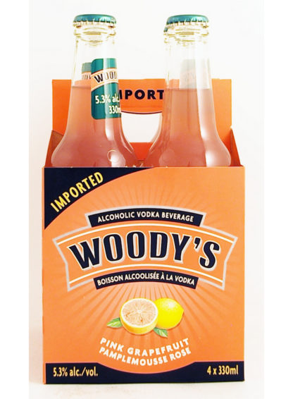 Woody's Pink Grapefruit