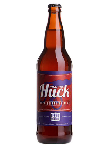 Fernie Brewing-What The Huck Huckleberry