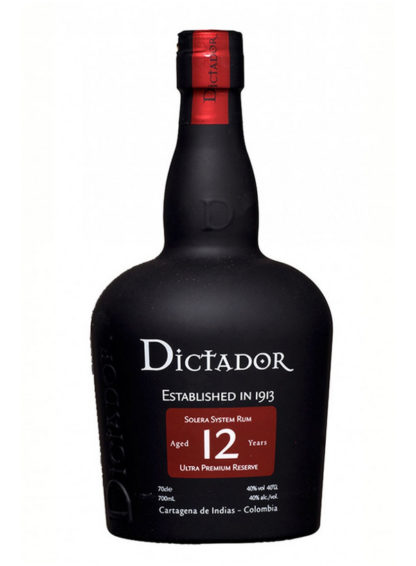 Dictador Rum Aged 12 Years