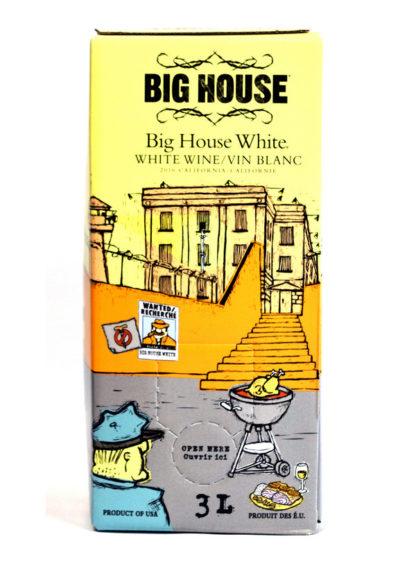 Big House Octavin White
