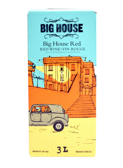 Big House Octavin Red
