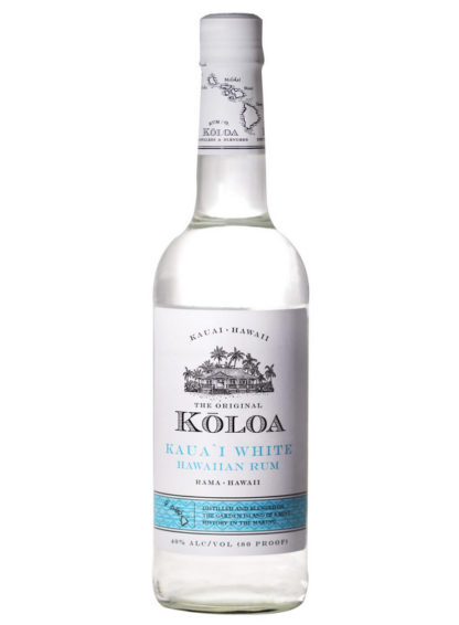 Koloa White Rum