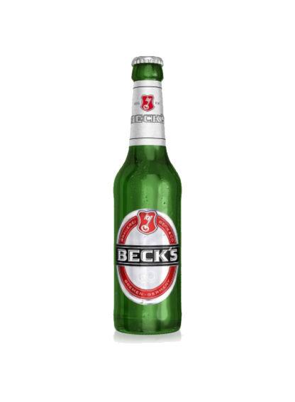 Beck's Single Bottle