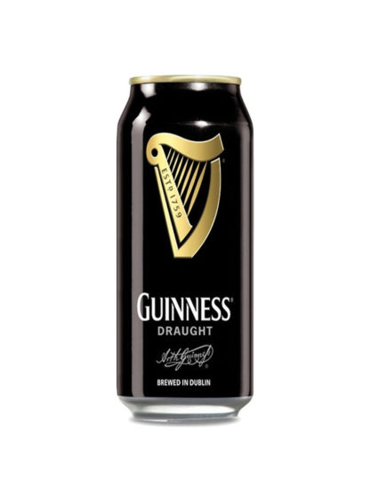 Guinness Draught 500 ml Can