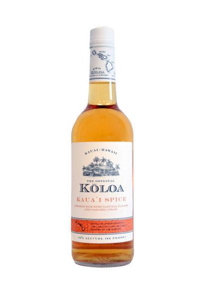 Koloa Spiced Rum