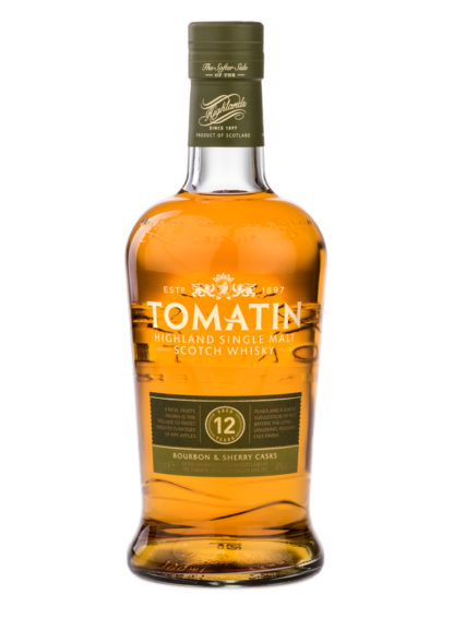 Tomatin 12 Year Highland Single Malt