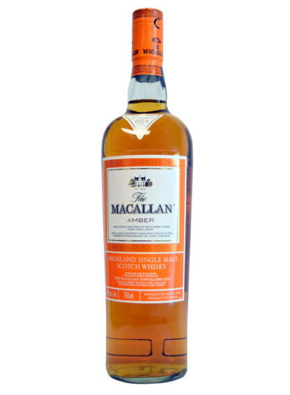 The Macallan 1824 Amber