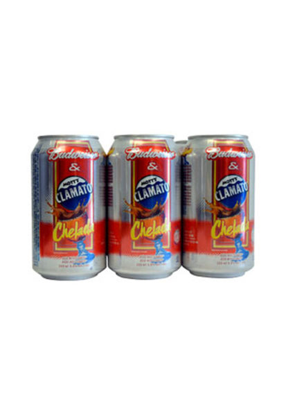 Budweiser Chelada In Bond