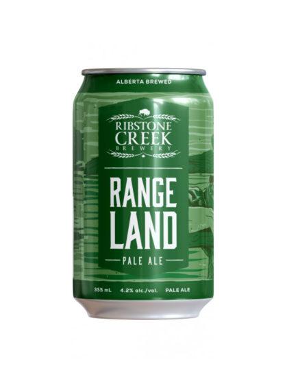Ribstone Creek Range Land Pale Ale
