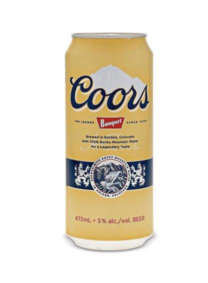 Coors Banquet 473 ml