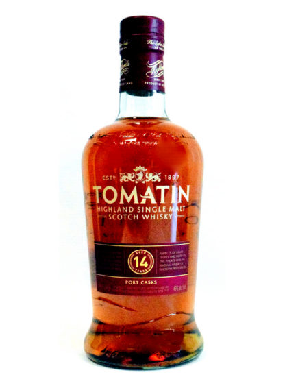 Tomatin 14 Year Port Wood Finish