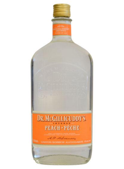 Dr Mcgillicuddy's Peach Schnapps