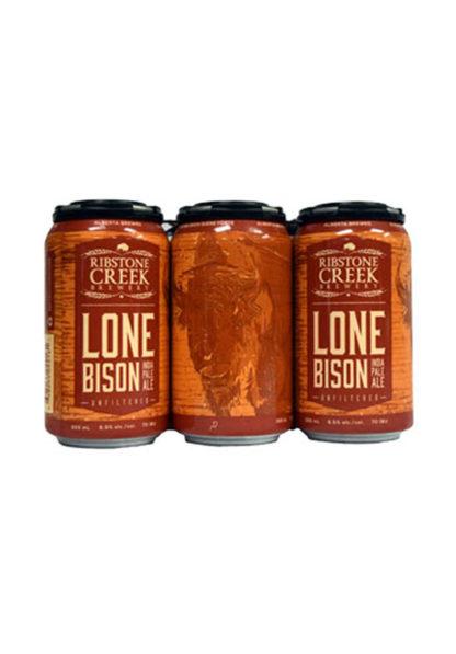 Ribstone Creek Lone Bison Ipa