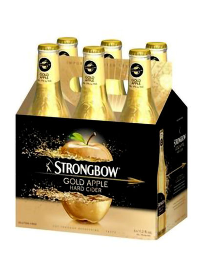 Strongbow Gold