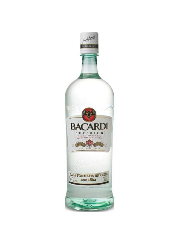 Bacardi White Pet