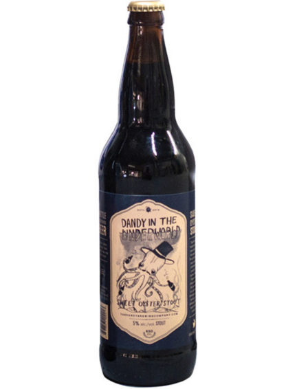 Dandy In The Underworld Oyster Stout