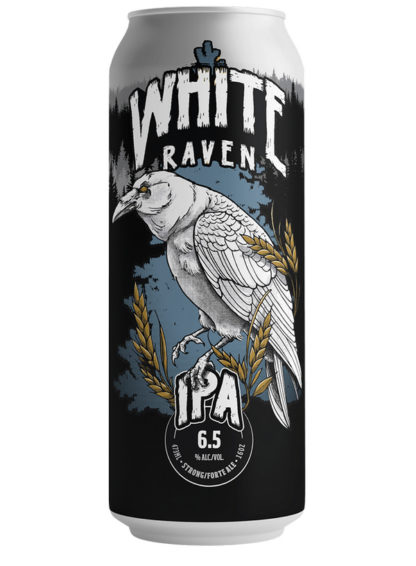 White Raven India Pale Ale Cls