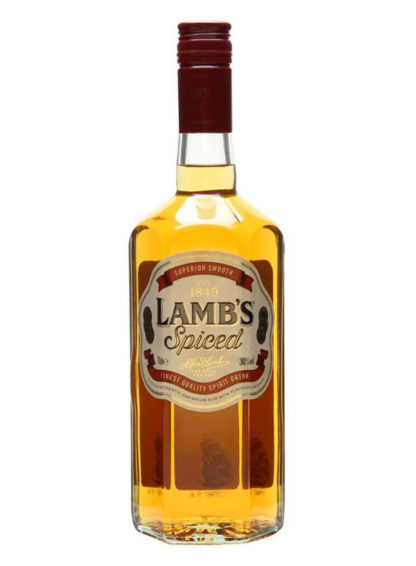 Lamb's Spiced