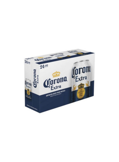 Corona 24 Sleek Can (Ib)