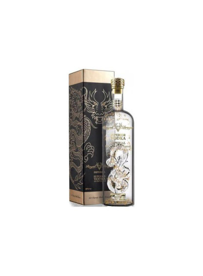 Royal Dragon Imperial Vodka 750Ml Gift